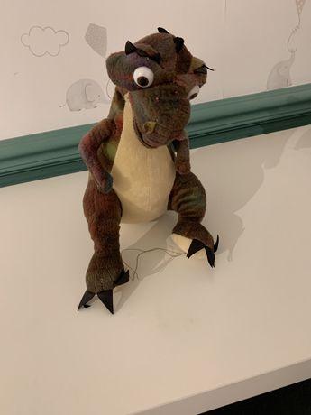Мягкая игрушка динозавра из мультфильма «Ледниковый Период 3»