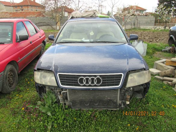 Audi A6 2.5 TDI 110 коня