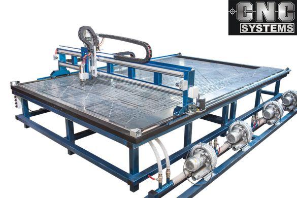 3 оси ЦНЦ/CNC/ЦПУ рутер за фрезоване на еталбонд, пластмаса