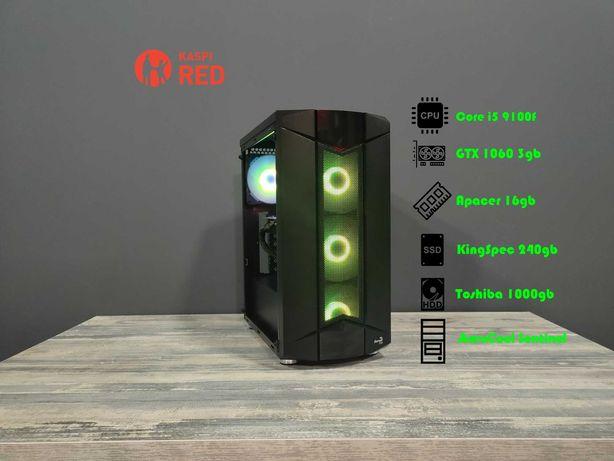 Игровой системный блок на базе GTX 1060 3gb