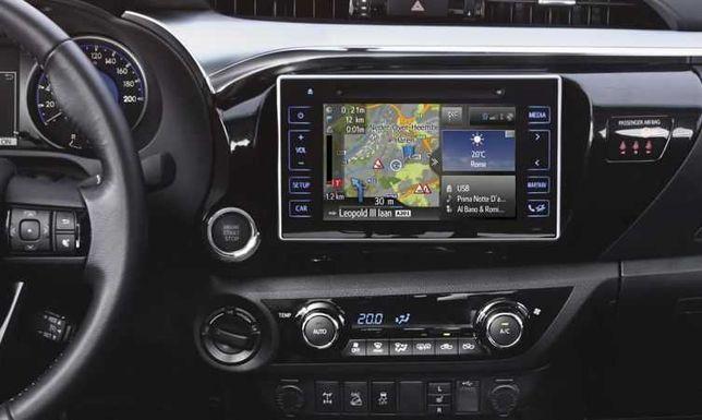 Harti Navigatie Touch 2 GO Europa 2021 Toyota Auris Corolla Prius RAV4