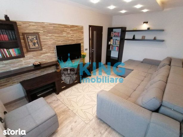 Berceni / Apartament 3 Camere / Balcon / Parcare / AC / Lux