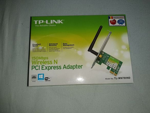TP-LINK wireless connection