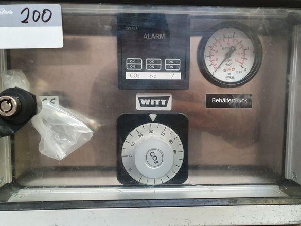 Газов смесител GAS MIXER KM 100/200-MEM