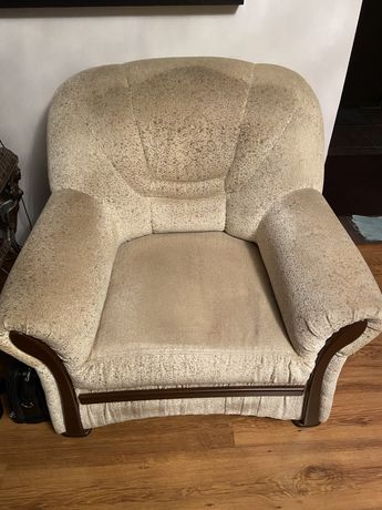 Продам мягкий уголок и кресло б/у