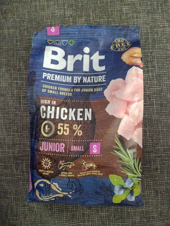 Храна за кучета Brit