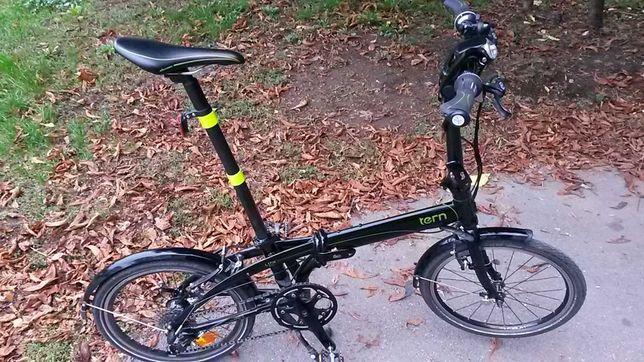 Bicicleta TERN p 24 link pliabila
