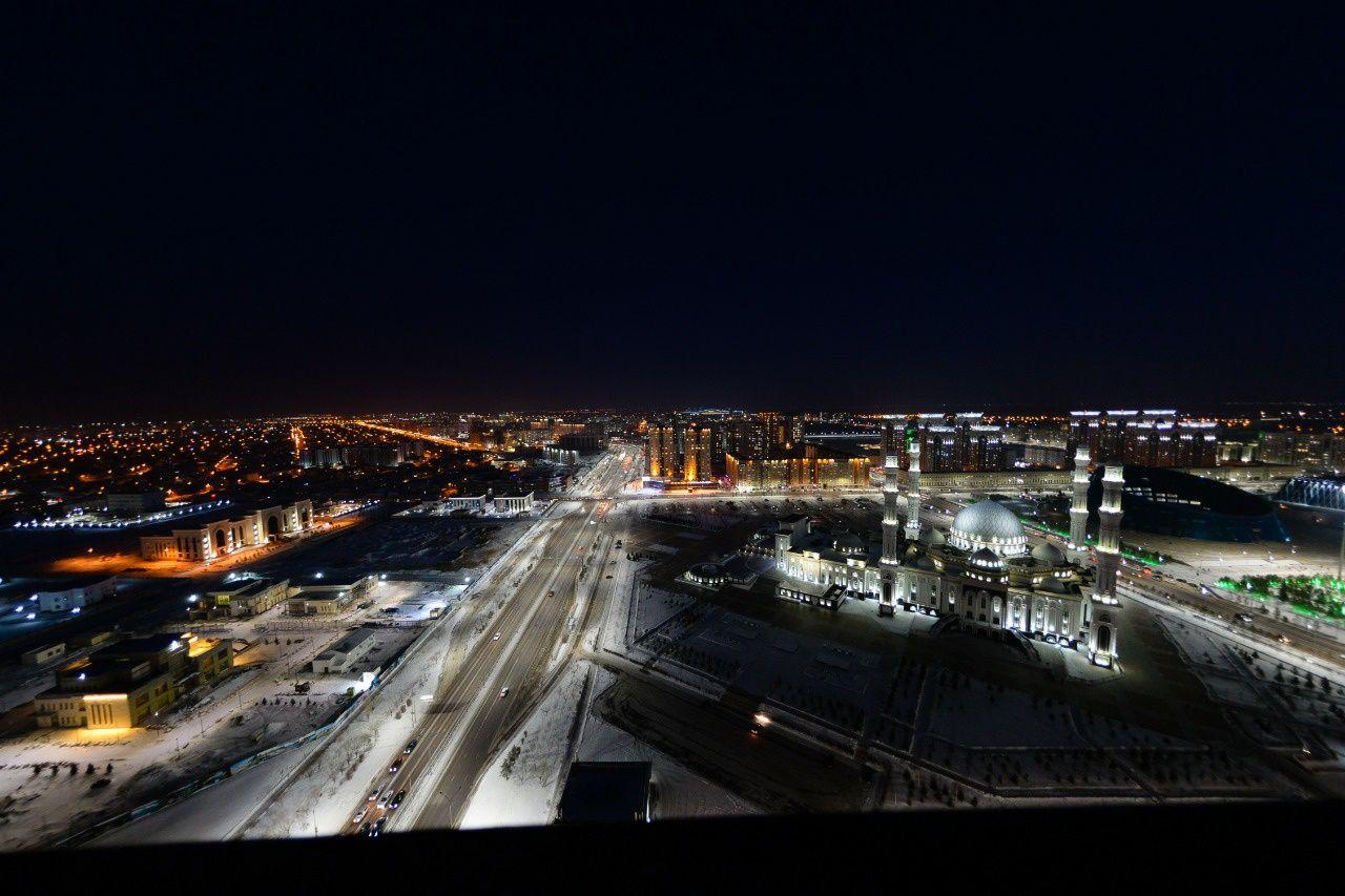 Элитные аппартаменты хайвил Астана