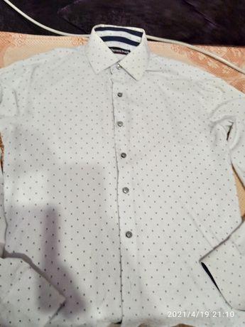 Рубашка фирменная 46р.