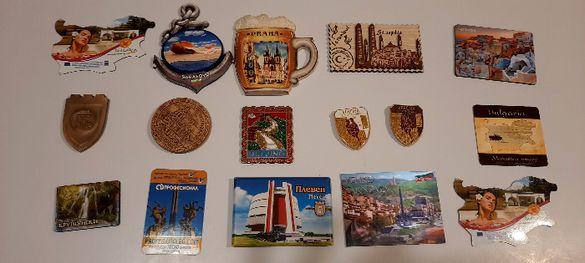 Магнити от България и други страни