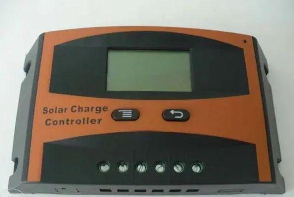Controler solar presetabil: 10A, 30A 12V/24V