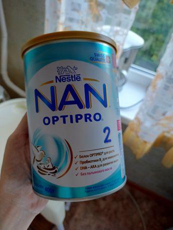 Смесь Нан 2 Оптипро