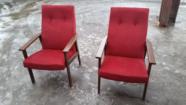 Кресла советские лёгкие. Новые