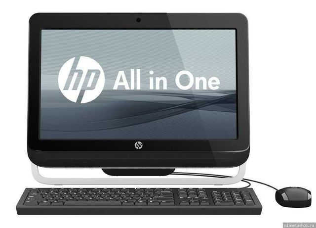 Моноблок HP Pro3420 Corei5/3.1Ghz/4Gb/1Tb/LCD 20''для работы, учебы