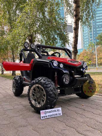электромобиль детский багги Авенгер доставка Алматы бесплатно КЗ