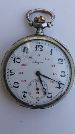 Longines, джобни часовници 2бр.