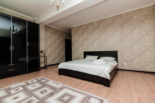 ЖК СЕВЕРНОЕ СИЯНИЕ 2х комнатная квартира с видом на Байтерек