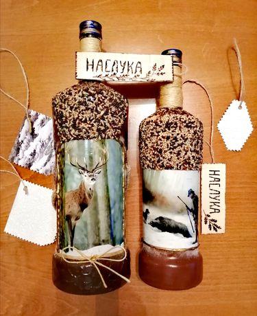 Дамаджани и бутилки - ръчно изработени