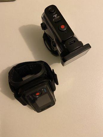 Sony action cam AS50 + telecomanda cu Display