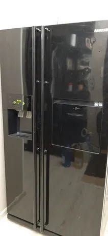 Холодильник side by side б/у