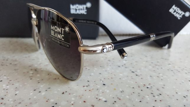 солнцезащитные очки MontBlanc. Италия