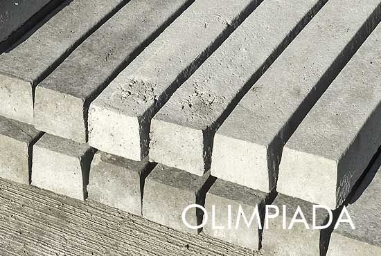 Spalier beton S3. Pret promotional. pavele-garduri.ro