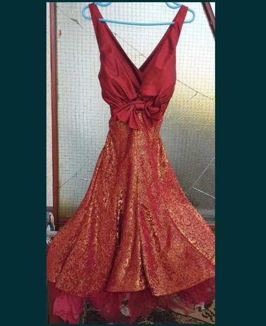 Promotie rochie de gala deosebita 58 lei si rochie gala lunga 58 lei!