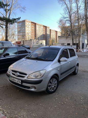 Продам Hyundai Getz