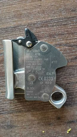 blocator funie coarda 16mm manustop / petzl grillon