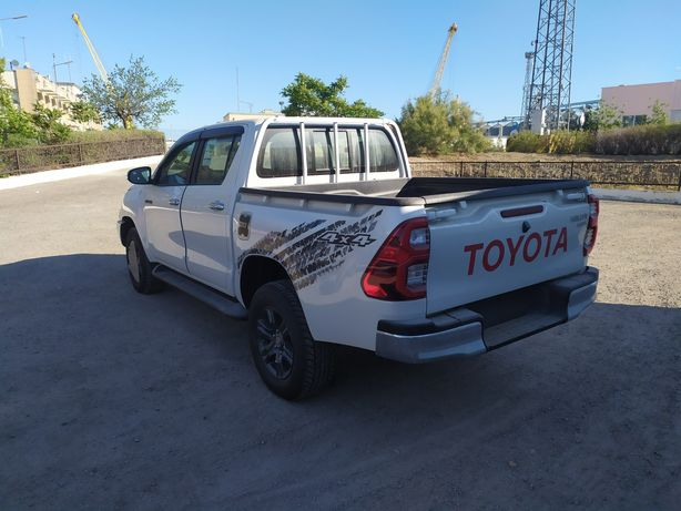 Toyota Hilux 2021. 2,7 automatic