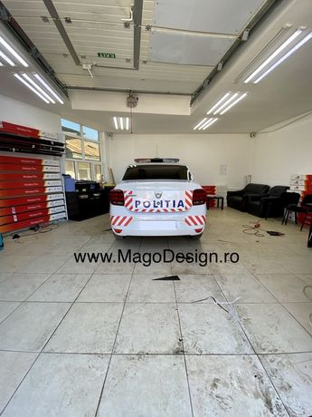 Montaj Folie auto geamuri fumurii autorizata RAR - LLumar - Premium