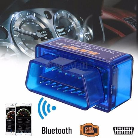 Устройство за диагностика Elm 327 Obd2 Obd ll bluetooth Version V2.1