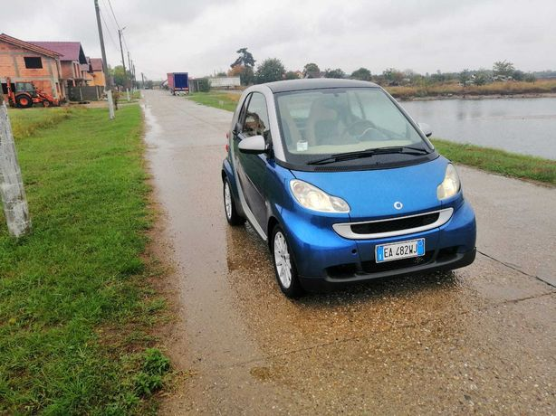 Smart ForTWO  2010 panoramic impecabil okazie