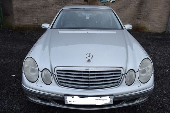 Mercedes/Мерцедес Е-class (W211) на части