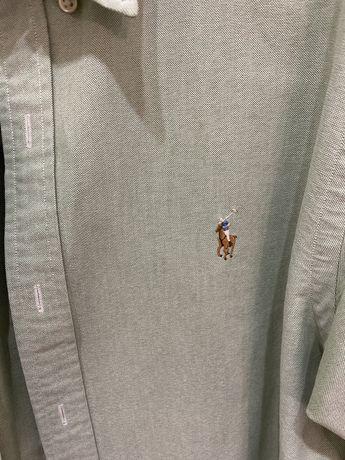 Продам рубашку Polo Ralph Lauren, KENZO