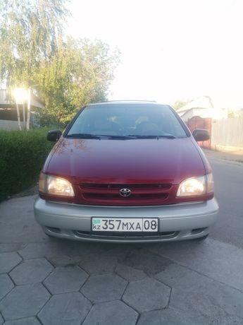 Тойота сиенна 1999