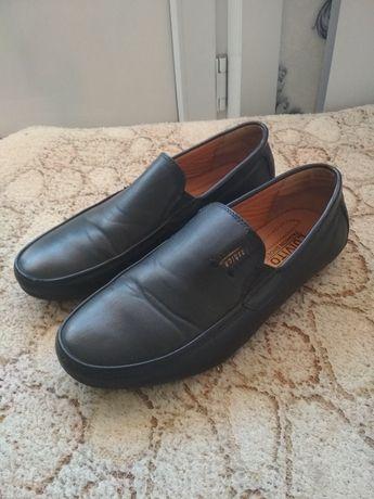 Макасины, туфли на мальчика подростка