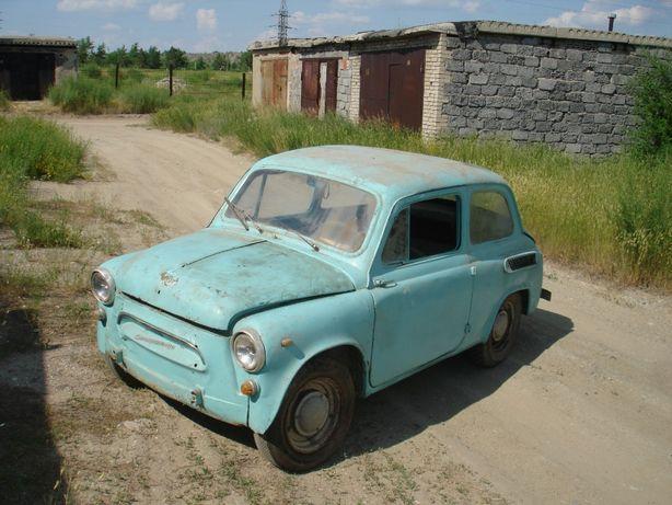 Заз-965(горбатый)