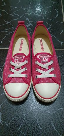 Teniși de dama Converse