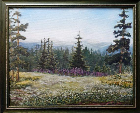 Лято в Родопите (2003), Олга Георгиева