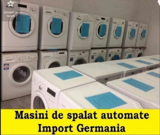 Mașină de spălat rufe Bauknecht. De la 450 lei. Garanție 12 luni.
