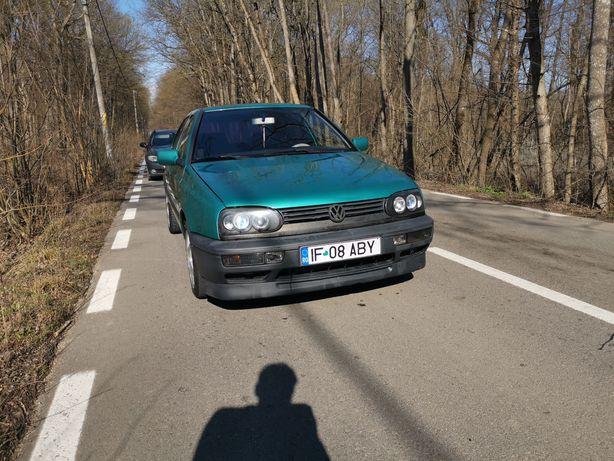 Golf 3 1992 interior GTI
