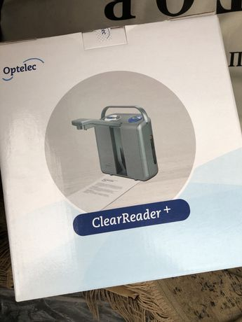 Продам читающую машинку, Optelec