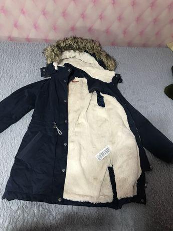 Немецкая зимняя куртка