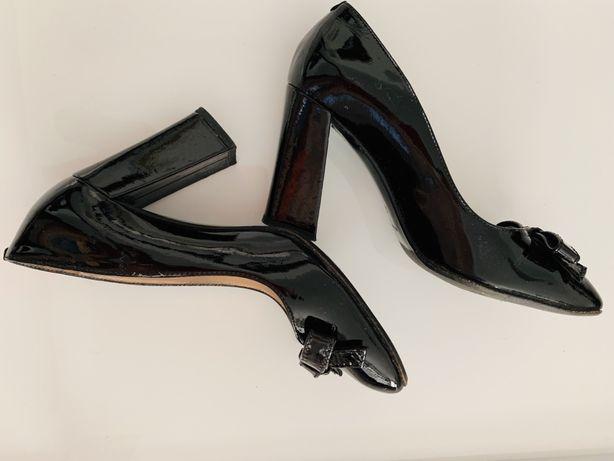 Pantofi din piele, dama