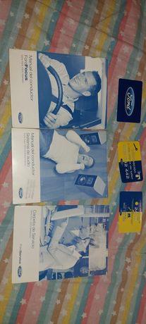 Carte service si manual ford focus 2