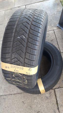 2 anvelope iarna 255 55 18 Pirelli Scorpion