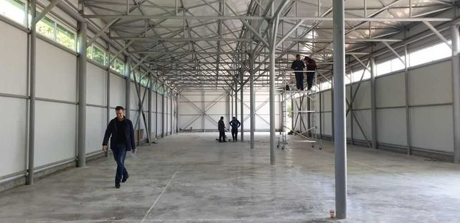 Hala industriala 261 MP in Prelungirea Ghencea 238