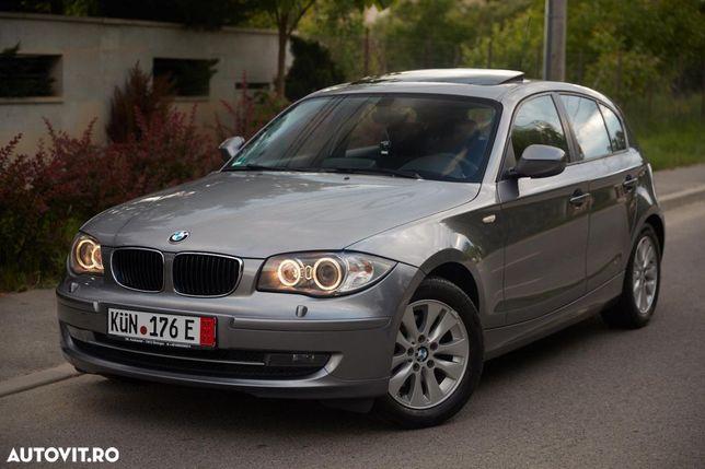 BMW Seria 1 *2010/Euro5/Automat/2.0d/177CP/Xenon/Trapa/Navigatie