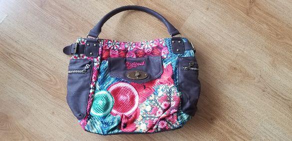 Оригинална дамска чанта DESIGUAL
